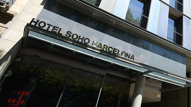 soho barcelona hotel